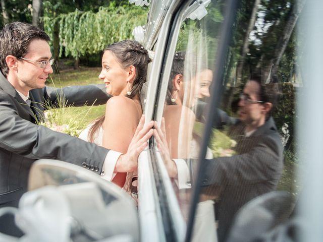 Le mariage de Thibault et Sandrine à Brives-Charensac, Haute-Loire 45