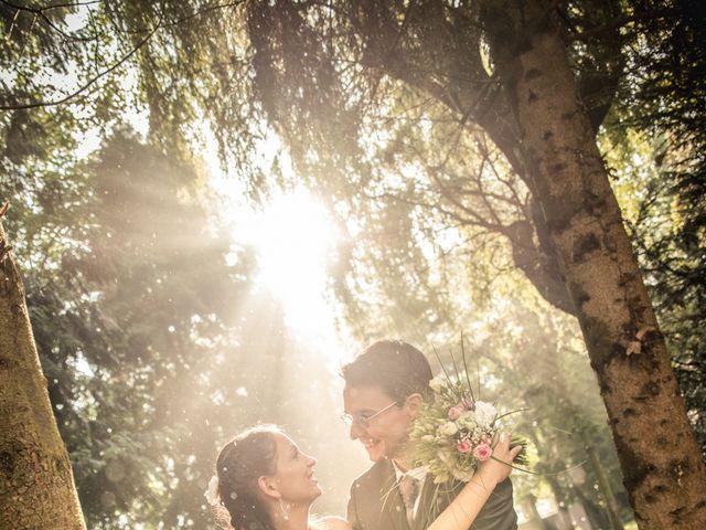 Le mariage de Thibault et Sandrine à Brives-Charensac, Haute-Loire 1
