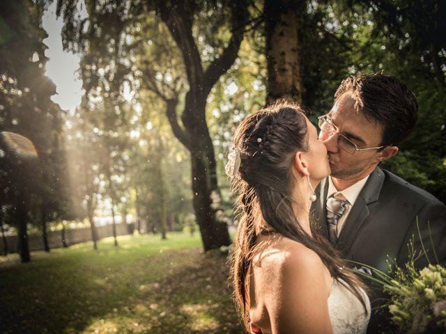Le mariage de Thibault et Sandrine à Brives-Charensac, Haute-Loire 49