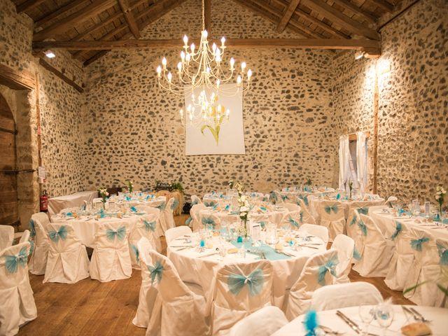 Le mariage de Thibault et Sandrine à Brives-Charensac, Haute-Loire 53
