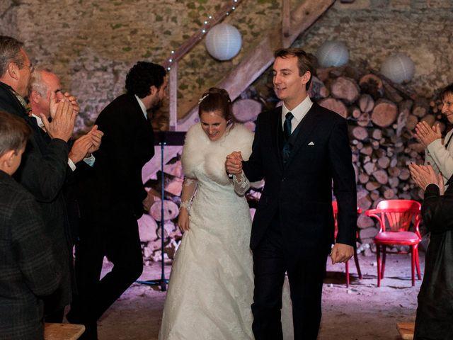 Le mariage de Julien et Charlotte à Maisons-Laffitte, Yvelines 1