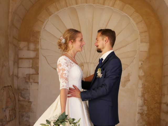Le mariage de Adrien et Marine à Pougues-les-Eaux, Nièvre 3