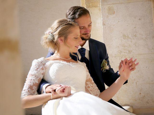 Le mariage de Adrien et Marine à Pougues-les-Eaux, Nièvre 5