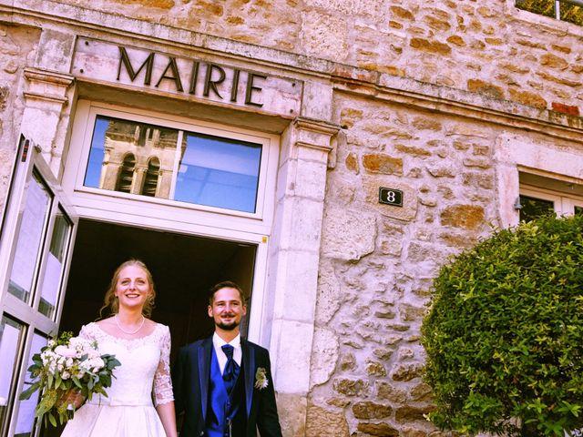Le mariage de Adrien et Marine à Pougues-les-Eaux, Nièvre 14