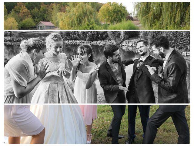Le mariage de Adrien et Marine à Pougues-les-Eaux, Nièvre 22