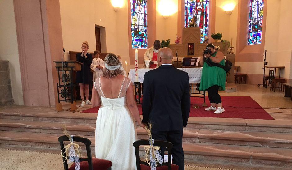 Le mariage de Manu et Audrey  à La Salle, Vosges