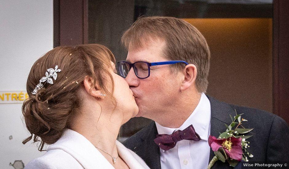 Le mariage de Chris et Virginie à Faverges, Haute-Savoie