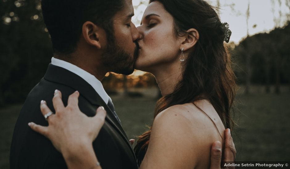 Le mariage de Rafael et Sandrine à Haute-Goulaine, Loire Atlantique