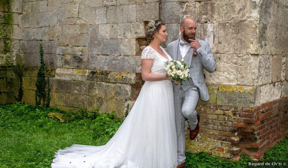 Le mariage de Anthony et Malhorie à Beaudéduit, Oise