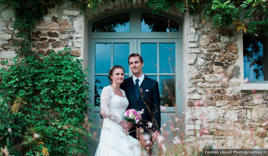 Le mariage de Julien et Charlotte à Maisons-Laffitte, Yvelines