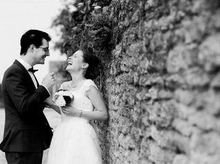 Le mariage de Jennifer et Florian