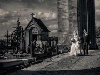 Le mariage de Svitlana et Mickael