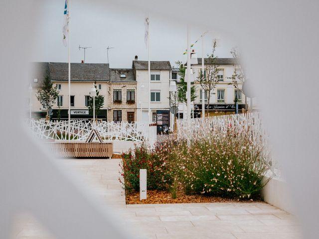 Le mariage de Gérémy et Marie à Jumièges, Seine-Maritime 2