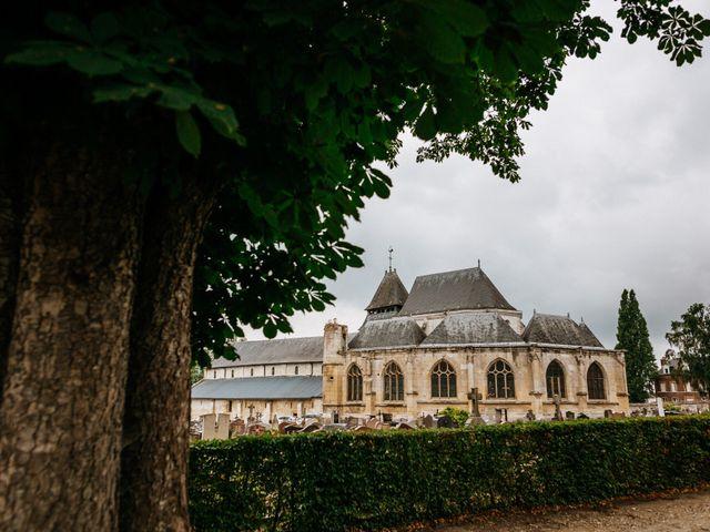 Le mariage de Gérémy et Marie à Jumièges, Seine-Maritime 27