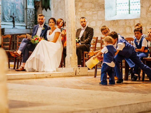 Le mariage de Gérémy et Marie à Jumièges, Seine-Maritime 40