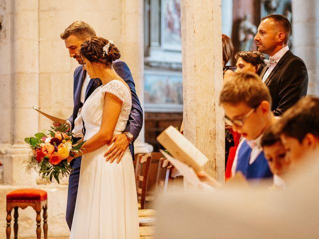 Le mariage de Gérémy et Marie à Jumièges, Seine-Maritime 41