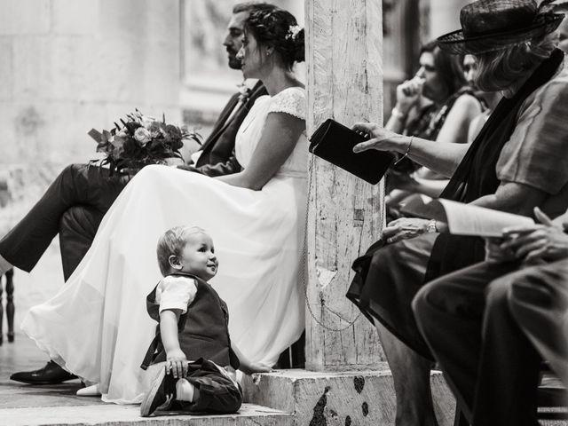 Le mariage de Gérémy et Marie à Jumièges, Seine-Maritime 42