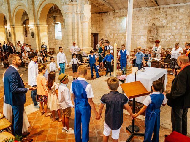 Le mariage de Gérémy et Marie à Jumièges, Seine-Maritime 45