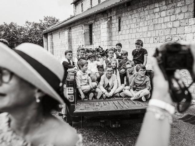 Le mariage de Gérémy et Marie à Jumièges, Seine-Maritime 49