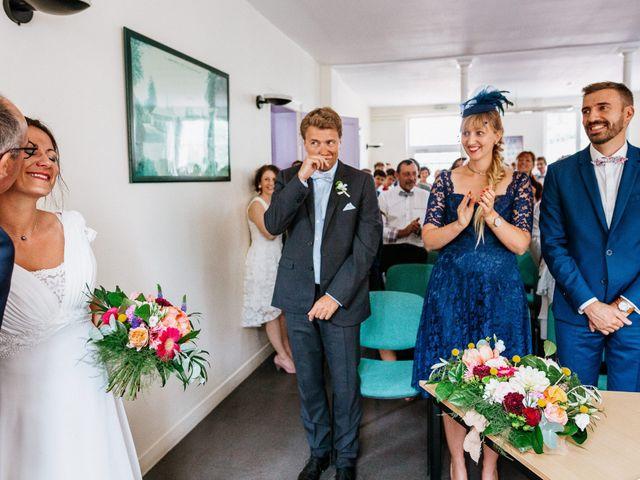 Le mariage de Gérémy et Marie à Jumièges, Seine-Maritime 55