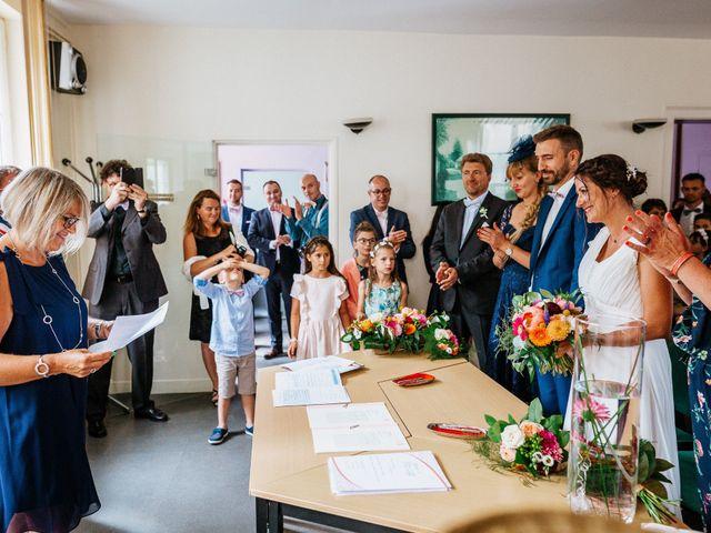 Le mariage de Gérémy et Marie à Jumièges, Seine-Maritime 59