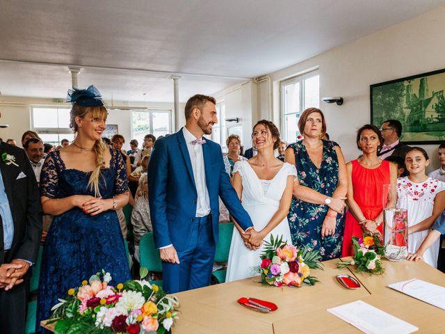 Le mariage de Gérémy et Marie à Jumièges, Seine-Maritime 60