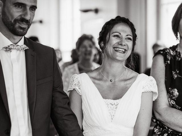 Le mariage de Gérémy et Marie à Jumièges, Seine-Maritime 61