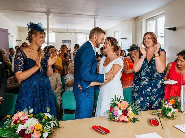 Le mariage de Gérémy et Marie à Jumièges, Seine-Maritime 64