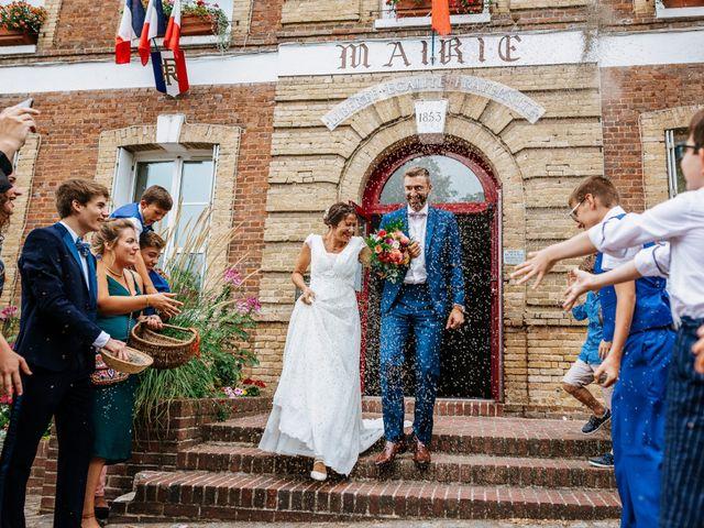 Le mariage de Gérémy et Marie à Jumièges, Seine-Maritime 76