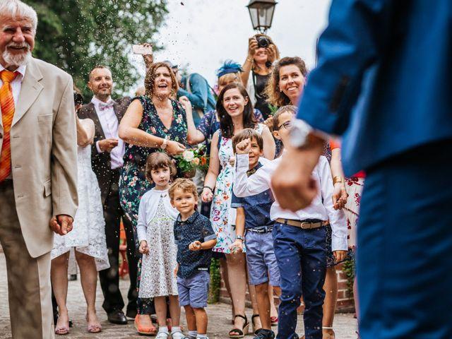 Le mariage de Gérémy et Marie à Jumièges, Seine-Maritime 78
