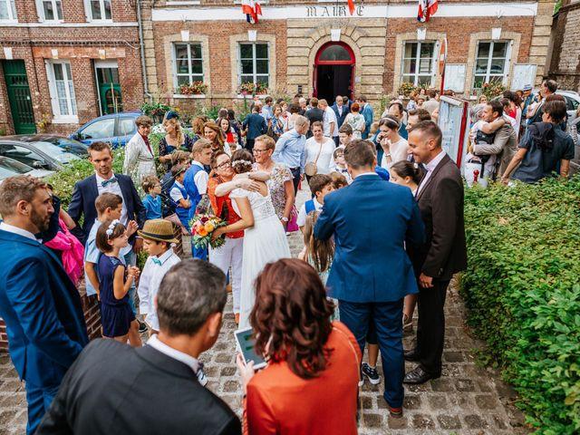 Le mariage de Gérémy et Marie à Jumièges, Seine-Maritime 79