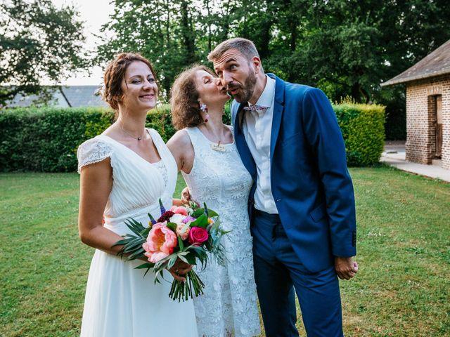 Le mariage de Gérémy et Marie à Jumièges, Seine-Maritime 108