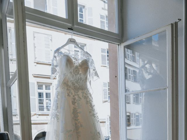 Le mariage de Samy et Maéva à Rountzenheim, Bas Rhin 6