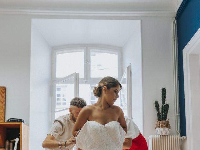 Le mariage de Samy et Maéva à Rountzenheim, Bas Rhin 9