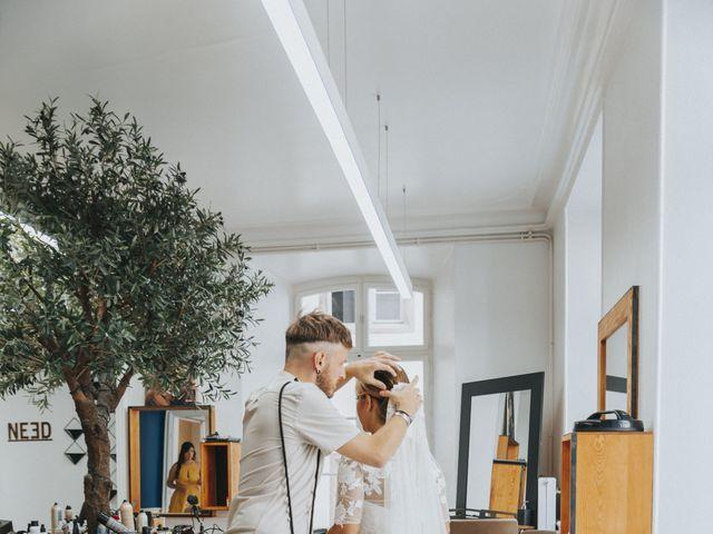 Le mariage de Samy et Maéva à Rountzenheim, Bas Rhin 10
