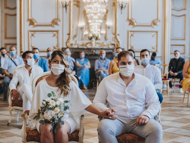 Le mariage de Samy et Maéva à Rountzenheim, Bas Rhin 16