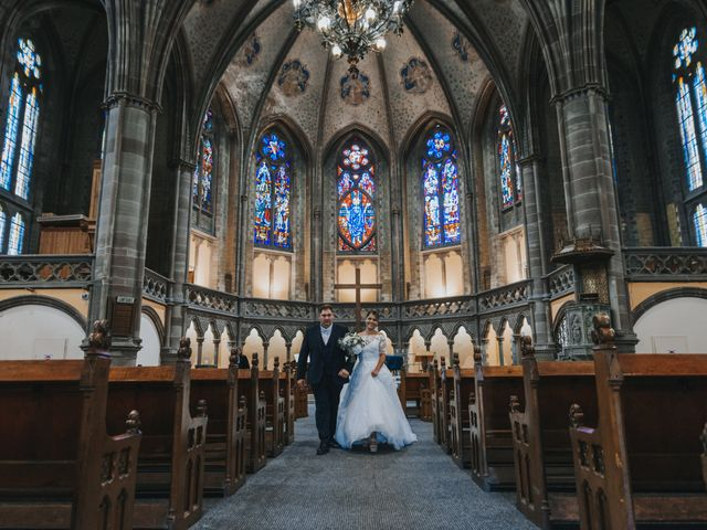 Le mariage de Samy et Maéva à Rountzenheim, Bas Rhin 20