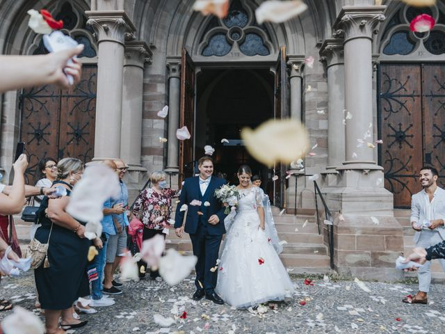 Le mariage de Samy et Maéva à Rountzenheim, Bas Rhin 21