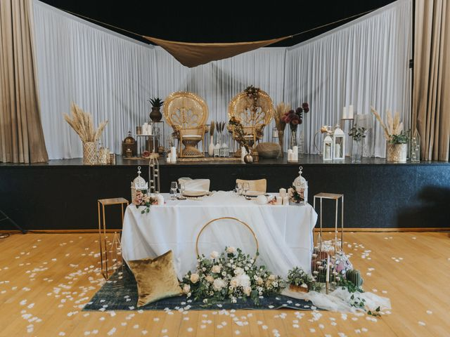 Le mariage de Samy et Maéva à Rountzenheim, Bas Rhin 31