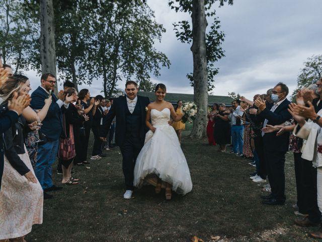 Le mariage de Samy et Maéva à Rountzenheim, Bas Rhin 34