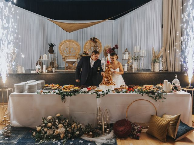 Le mariage de Samy et Maéva à Rountzenheim, Bas Rhin 36