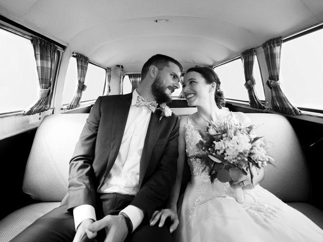 Le mariage de Nicolas et Chloé à Arzon, Morbihan 38