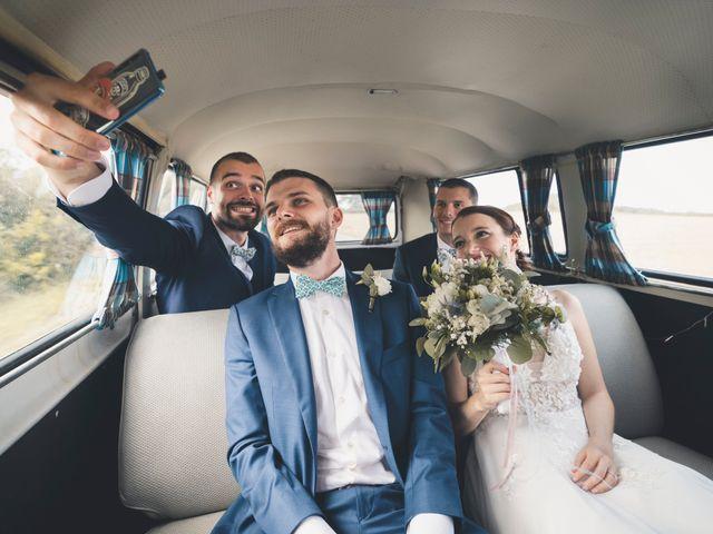Le mariage de Nicolas et Chloé à Arzon, Morbihan 39