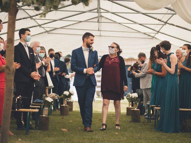 Le mariage de Nicolas et Chloé à Arzon, Morbihan 41
