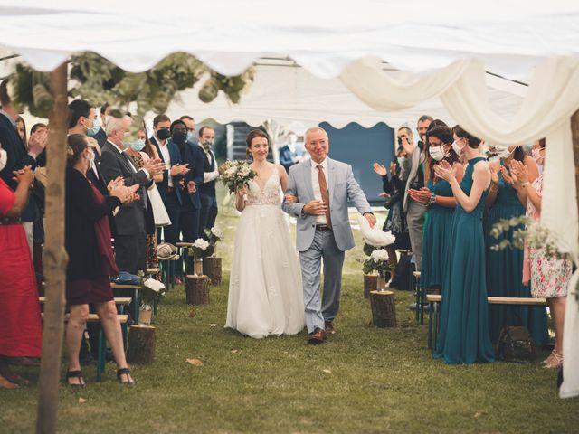 Le mariage de Nicolas et Chloé à Arzon, Morbihan 42