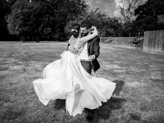 Le mariage de Nicolas et Chloé à Arzon, Morbihan 52