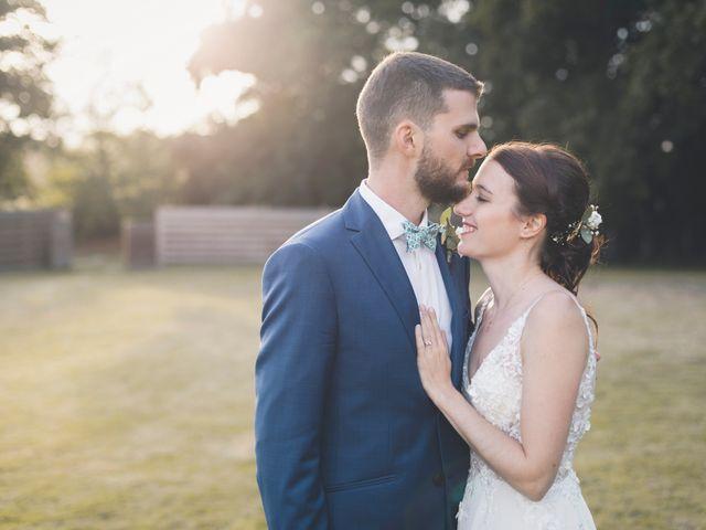Le mariage de Nicolas et Chloé à Arzon, Morbihan 63
