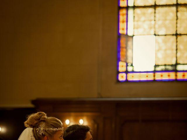 Le mariage de Alexis et Jennifer à Jouy-en-Josas, Yvelines 17