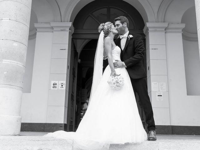 Le mariage de Alexis et Jennifer à Jouy-en-Josas, Yvelines 20
