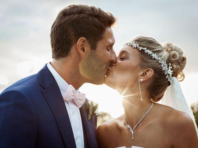 Le mariage de Jennifer et Alexis